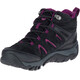 Merrell Outmost MID Vent GTX Shoes Women pink/black